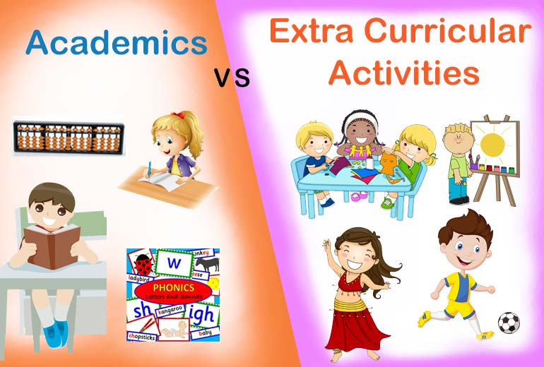 Extra Curricular Activities Examples