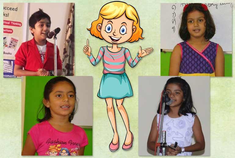 Kids Speeches
