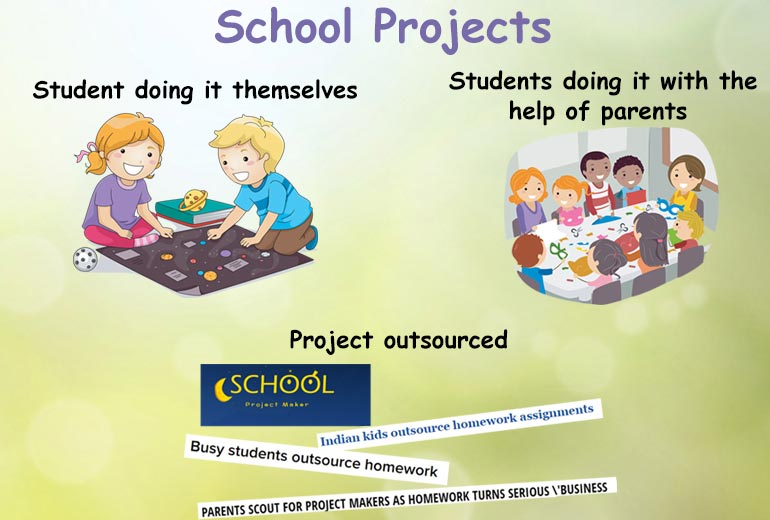 Parents: 5 things child misses learning when you outsource the project