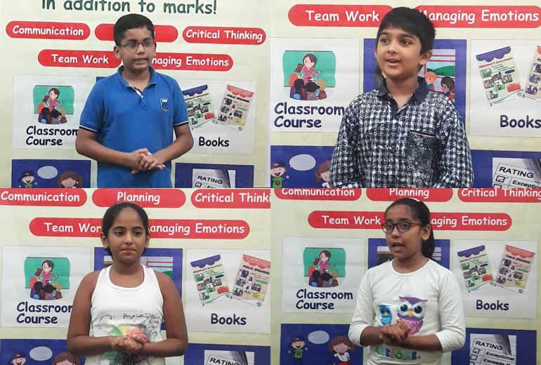 Speeches for Children